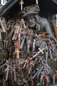 Hill of Crosses, photo by Passports and Pushchairs